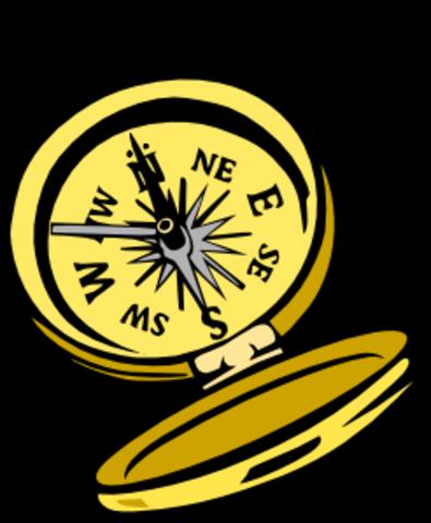 Albert Receives his First Compass