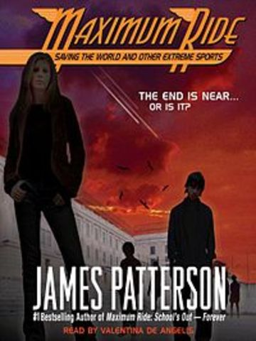 The Third Book of The Maximum Series is Out