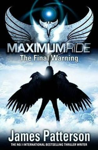 A Fourth Book of the Series, Maximum Ride is Published