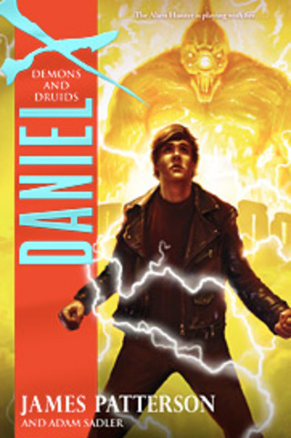The Third Book of The Daniel X Series is Published