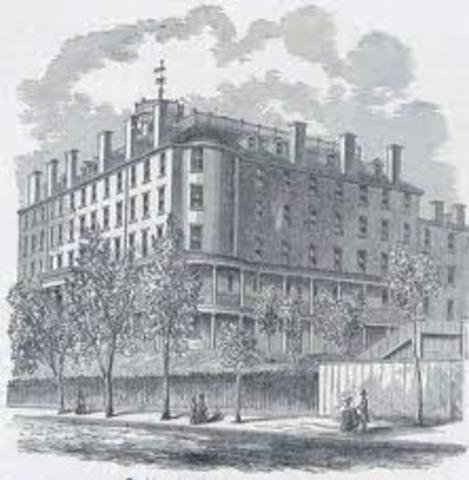 Helen attended Institute for the Blind