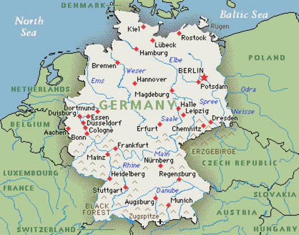 Einstein moves to Munich
