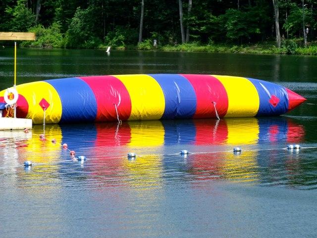 Camp Hanes Blob Contest
