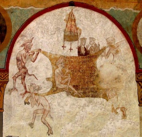 ART TUTIVILLUS AND GOSSIPS