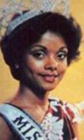 First black Miss Universe