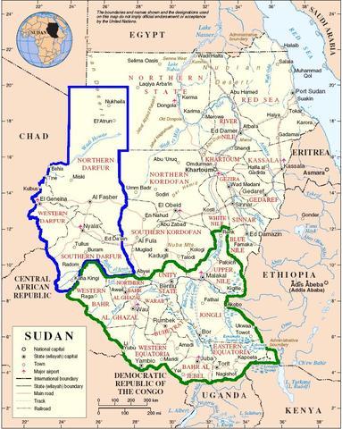 Sudan(Devolution)
