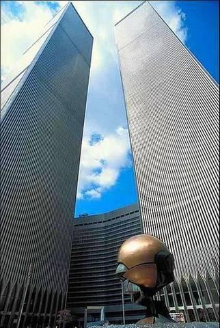 World Trade Center made