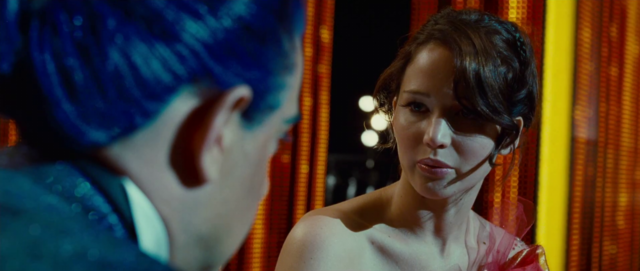 Katniss Has Her Interview With Ceasar- bb3951
