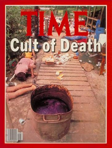 Jones Town Massacre