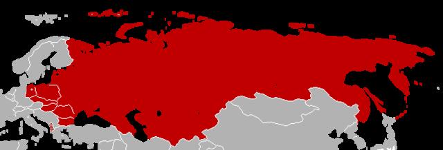 Establishment of Warsaw Pact