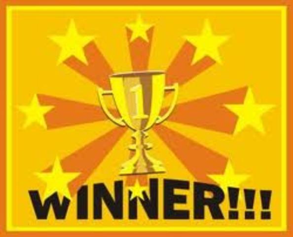 Wins an Animated Cartoon Academy Award for Gerald McBoing Boing