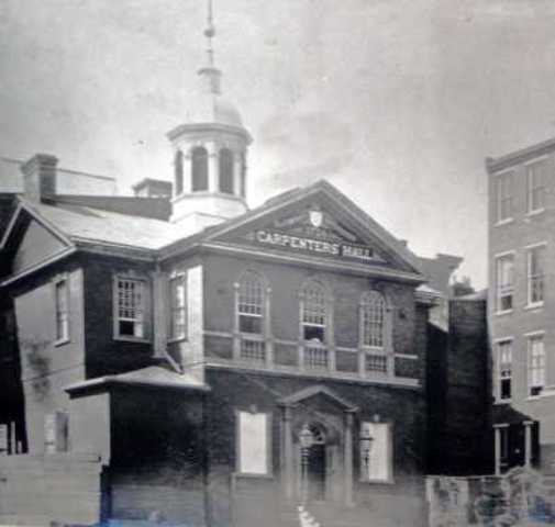 The Nation's First Bank