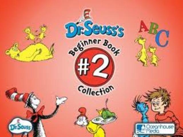 Dr. Seuss Becomes president of Begginer Books