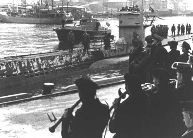 German Resumption of Unrestricted Submarine Warfare