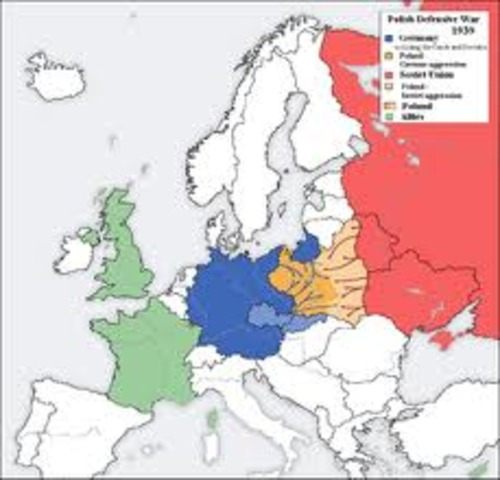 Invasion of Poland by Germany