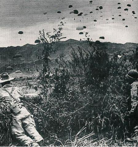 French defeat at Dien Bieh Phu