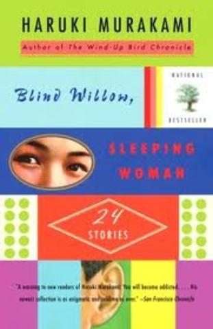Blind Willow, Sleeping Woman.
