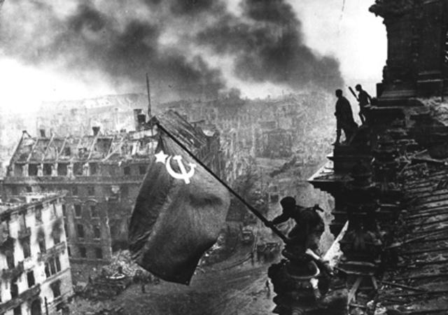 Soviet victory at Stalingrad