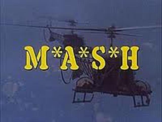 M*A*S*H* TV Show Premier