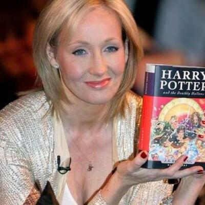 J.K. Rowling's Life timeline