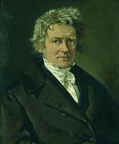 Friedrich Bessel, a German mathematician and sronomer, is the first to measure stellar parallax, the shift in a star's position when it is viewed from different points in Earth's orbit.  He thus provides the final proof that Earth does, in face, orbit the
