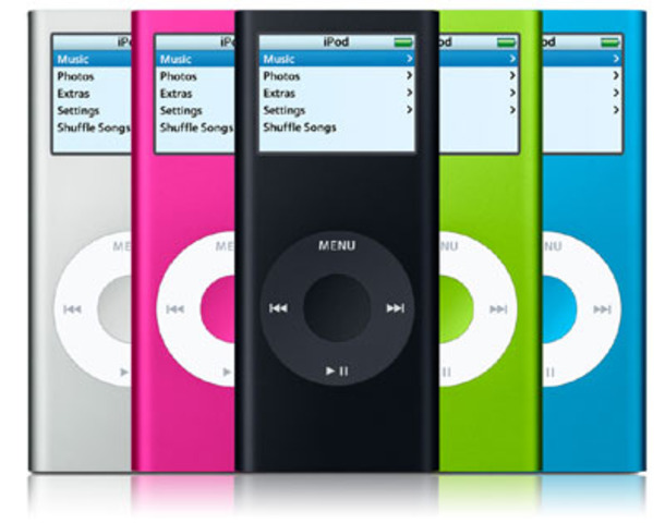 The iPod Nano Invented