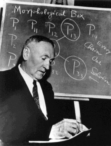 Fritz Zwicky discovers the first indications that the space between galaxies might contain an invisible form of matter that can be deduced from its gravitational effects on its surroundings.