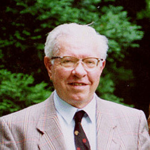 English astronomer Fred Hoyle derides Gamow's theory calling it the big bang while revising and pressenting the steady-state theory that posits the constant creation of new atoms in empty space Hoyle claims the universe has always looked like it does now.