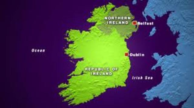 Devolution: Ireland/ Great Britain