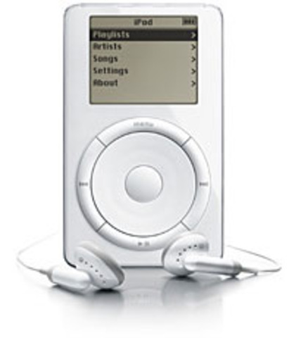 Original iPod Invented