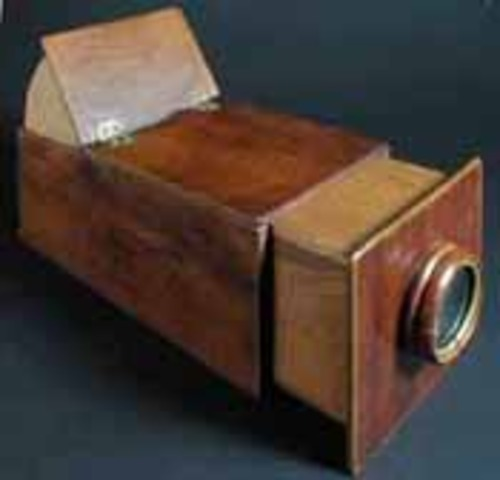 First large transportable camera