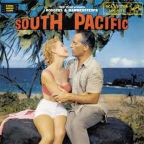 South Pacific musical