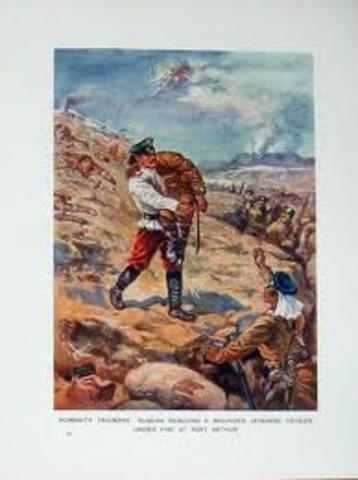 1905 Russo - Japanese War