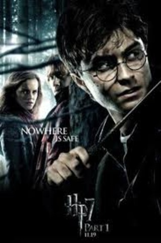 Harry Potter and the Deathly Hallows movie (Part 1)
