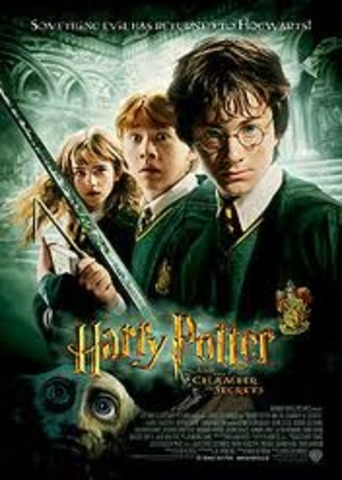 Harry Potter and the Chamber of Secrets movie.