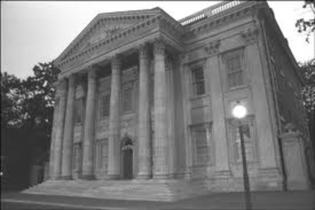 First Central Bank used by the U.S.