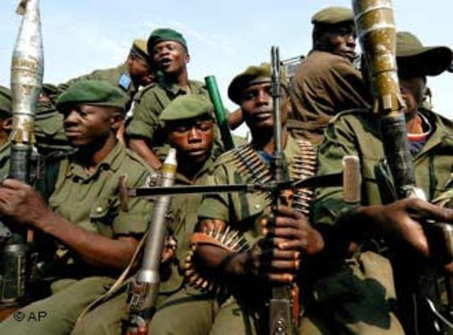 Hutu Rebellion against Tutsi's and Belgians