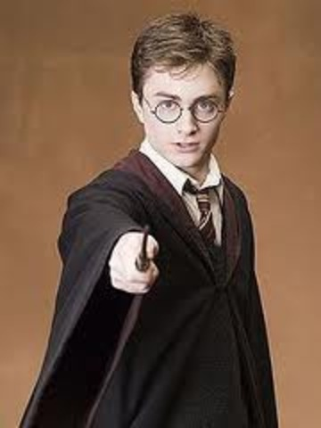 Harry Potter is born