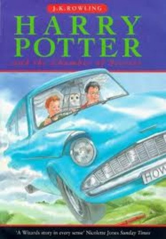 The Chamber of Secrets is Published