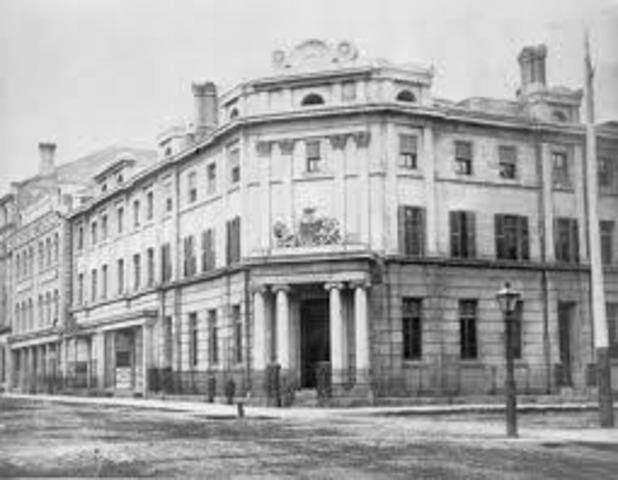 Bank of North America