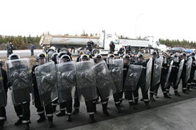 Starting Riots