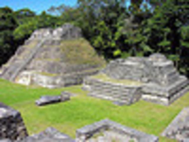 Mayans began settling in Belize