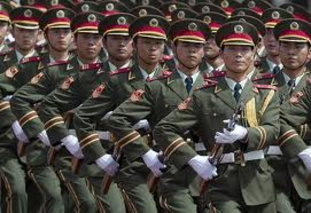China's Martial Law