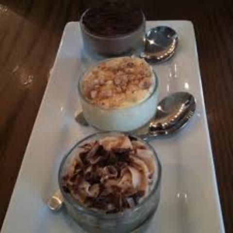 Dolcin desserts