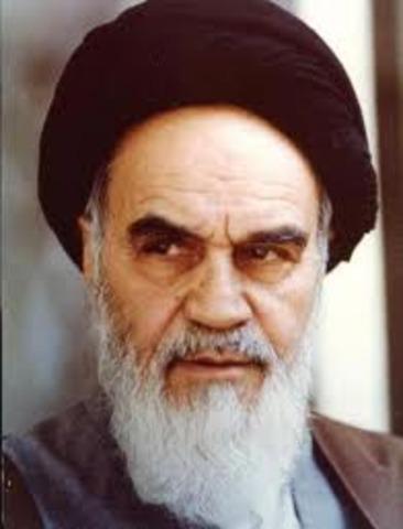 Ayatollah Khomeini Returns as Leader of Iran