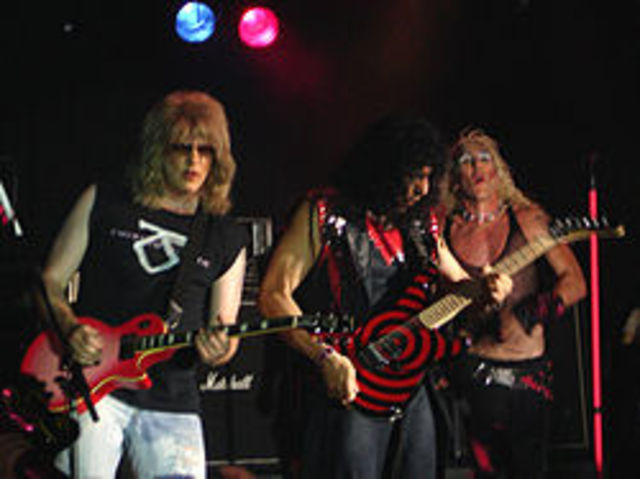 Twisted Sister is formed