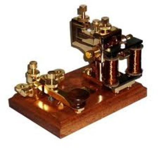 Evolució del Primer telègraf (Marconi)