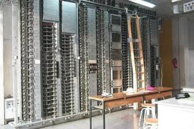 Primeres centrals automàtiques (Alemanya)