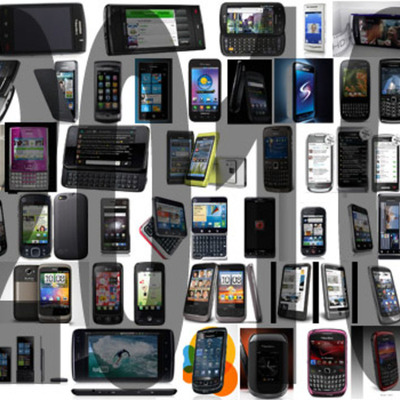 History of Cell Phones timeline