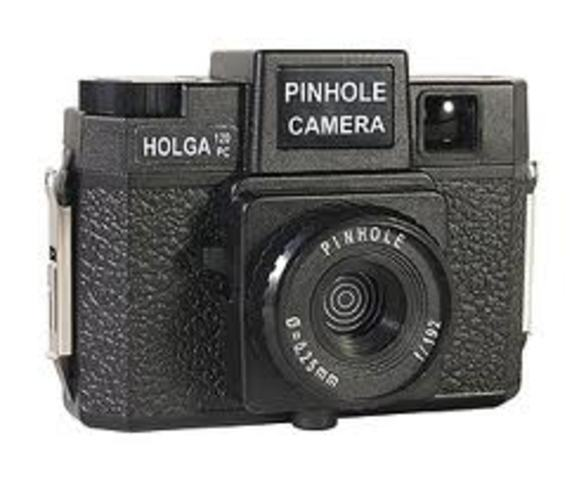 Pinhole Camera (Camera Obscura)